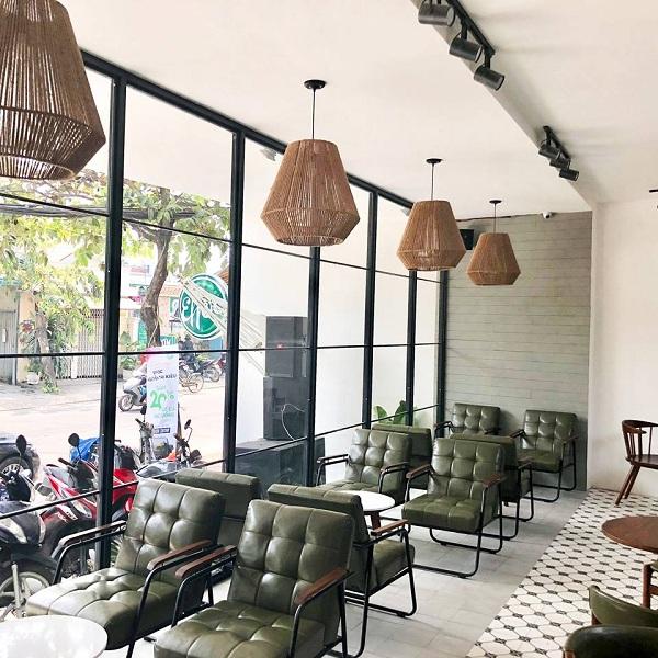Báo giá thiết kế thi công quán café 13