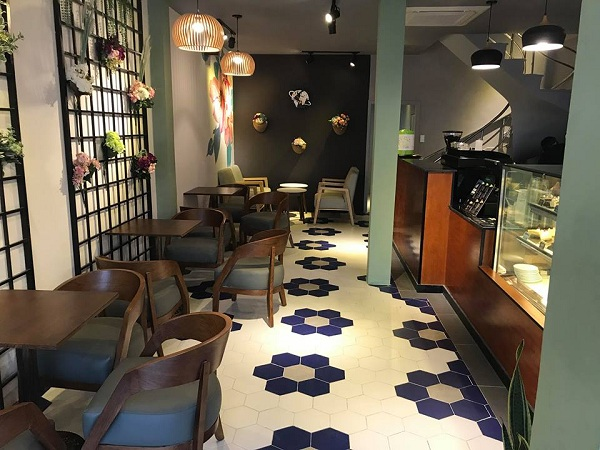 Báo giá thiết kế thi công quán café 5