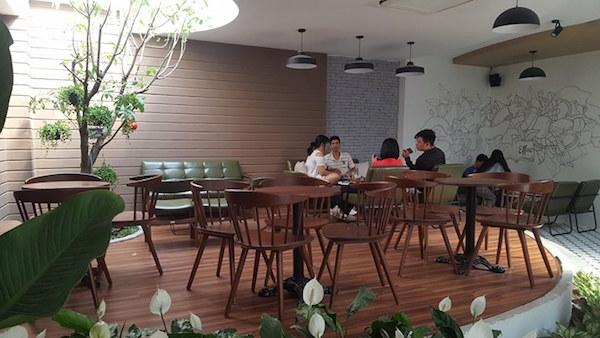 Mẫu quán cafe đẹp 10