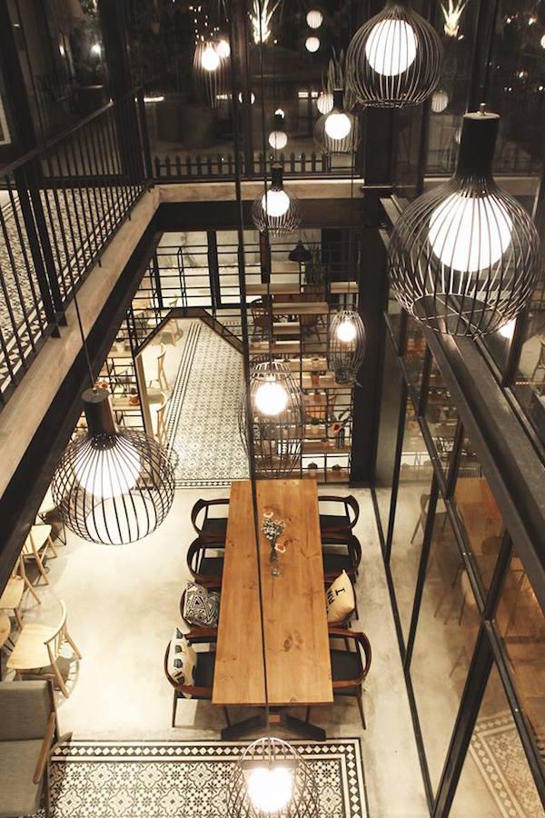Mẫu quán cafe đẹp 4