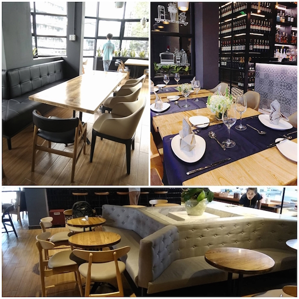 Mẫu quán cafe đẹp 6