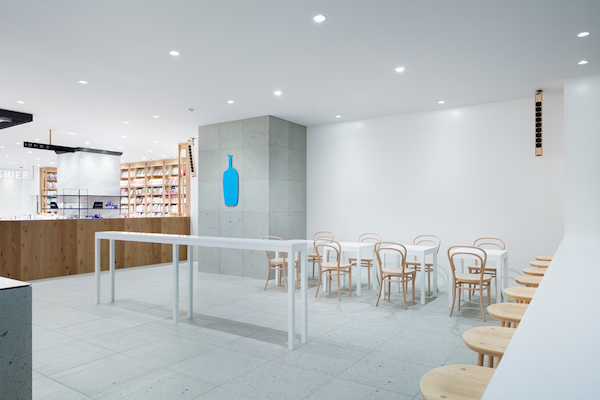 Thiết kế nội thất quán cafe đẹp 11