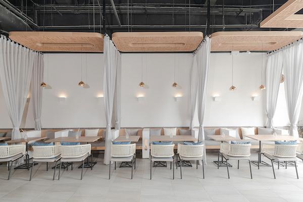 Thiết kế nội thất quán cafe đẹp 3