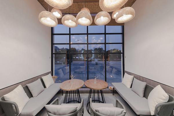 Thiết kế nội thất quán cafe đẹp 5