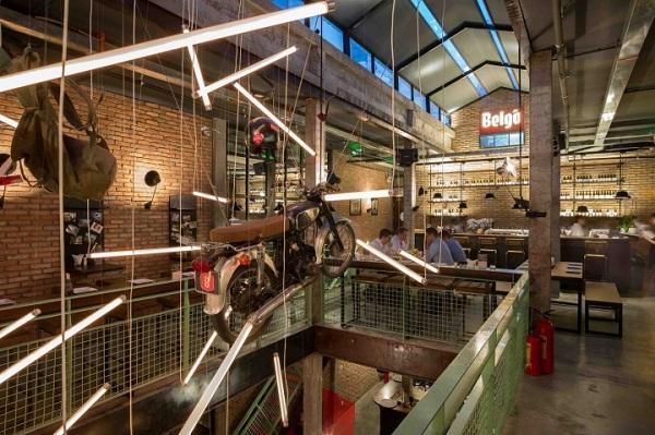 Thiết kế quán cafe đẹp 3