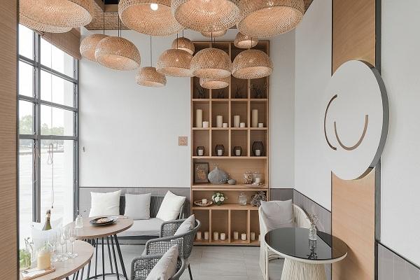 Thiết kế quán cafe đẹp 6