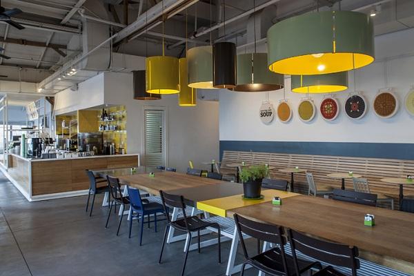 Thiết kế quán cafe đẹp 7