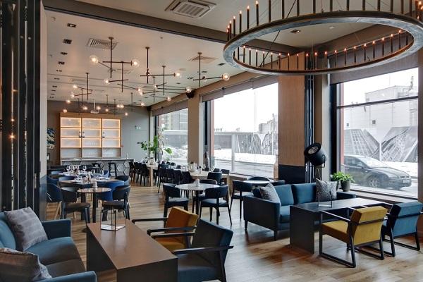 Thiết kế quán cafe đẹp 8