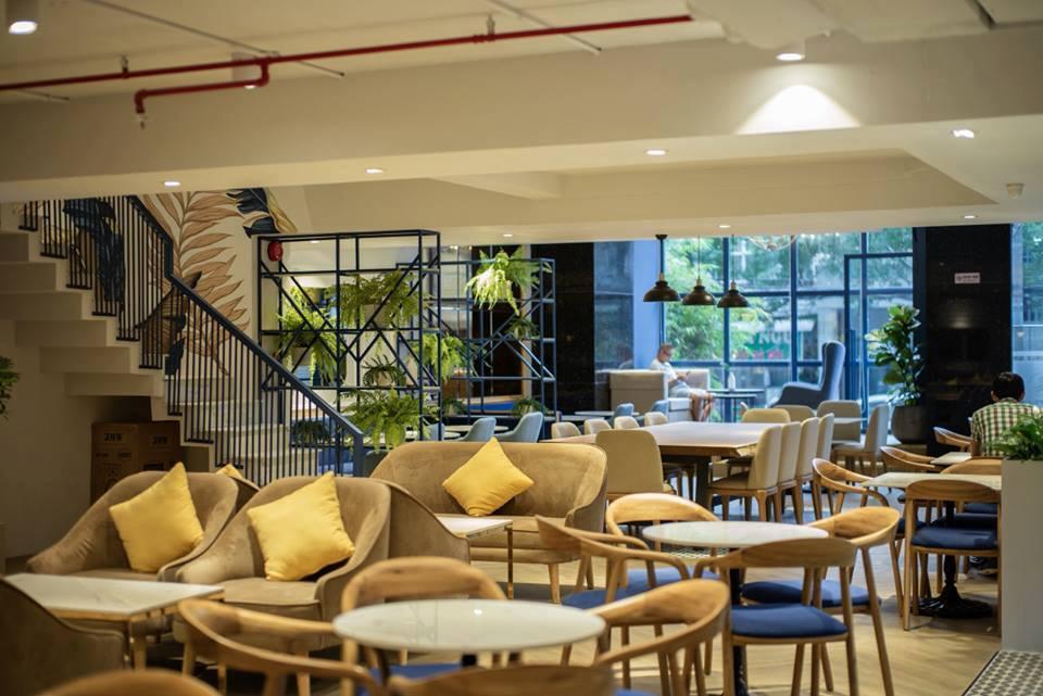 bàn ghế nội thất nhà hàng