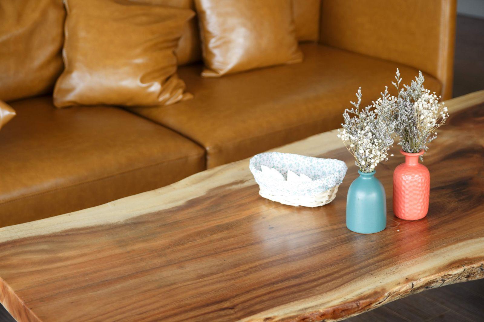 đồ trang trí nội thất trở nên tự nhiên hơn