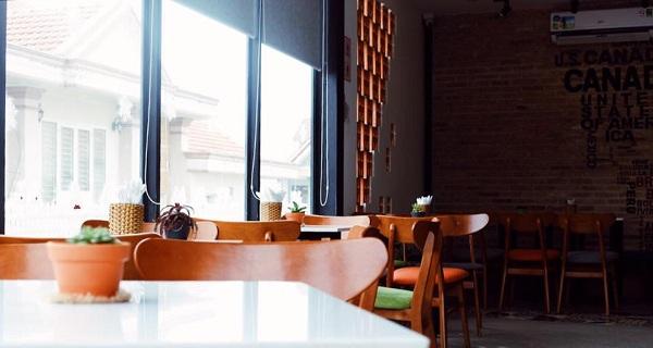 Báo giá thiết kế thi công quán café 12