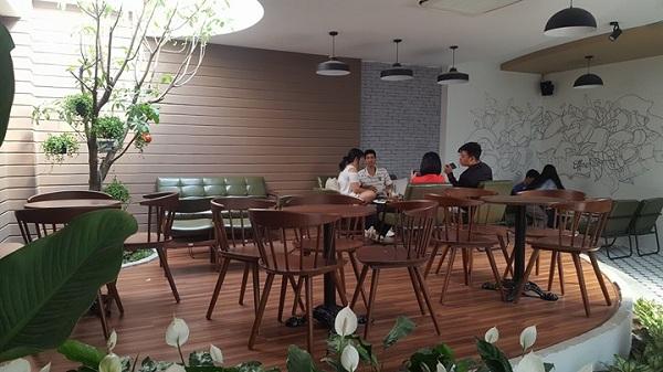 Báo giá thiết kế thi công quán café 14