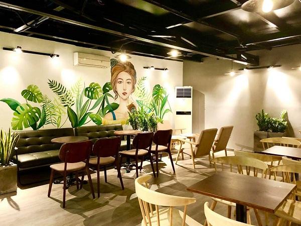 Báo giá thiết kế thi công quán café 7