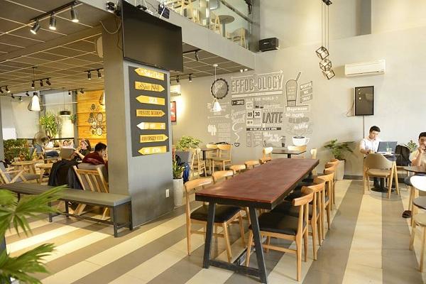 Báo giá thiết kế thi công quán café 9