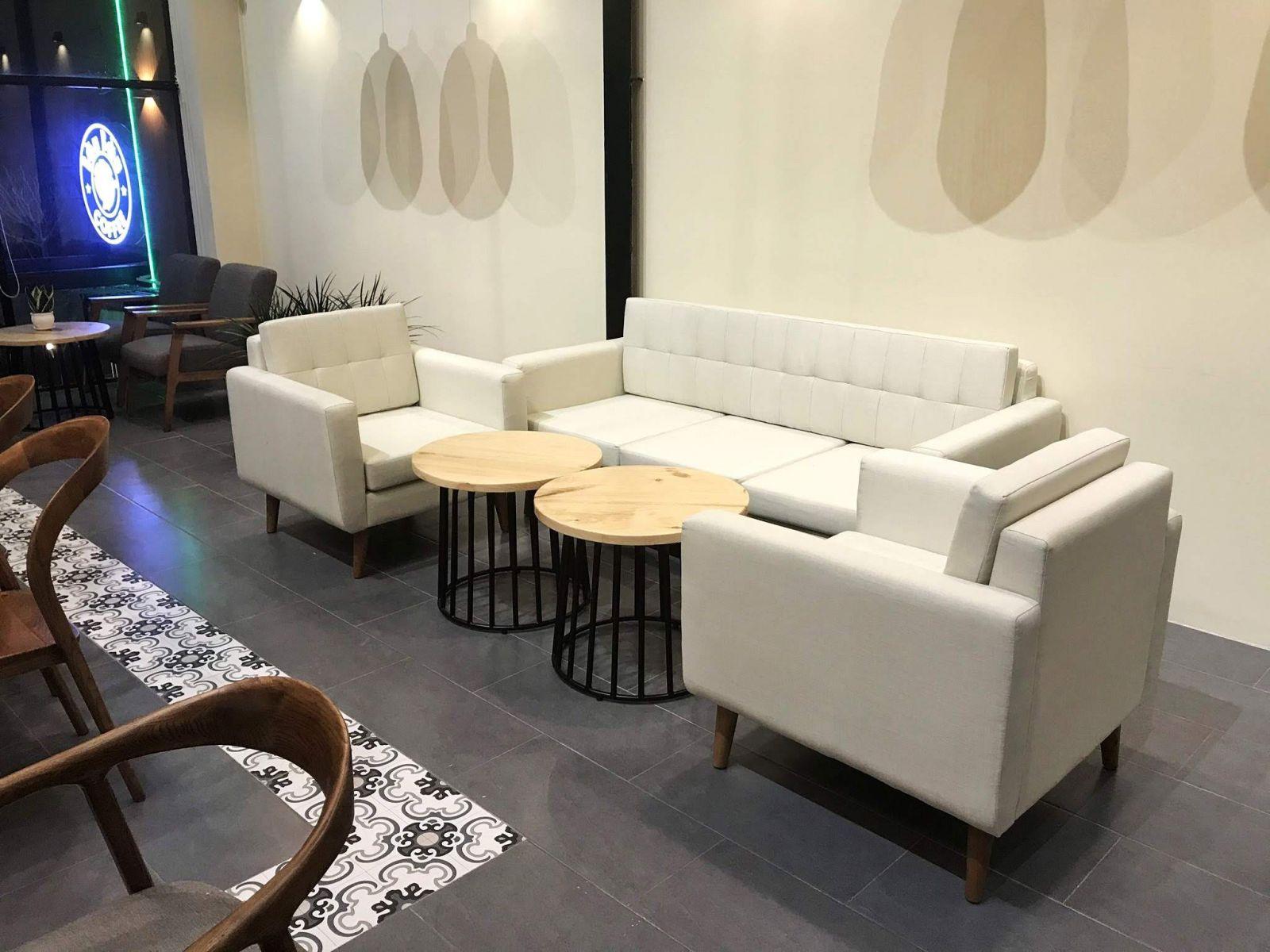 bộ bàn ghế sofa cao cấp pcm cung cấp dành cho bờm bờm