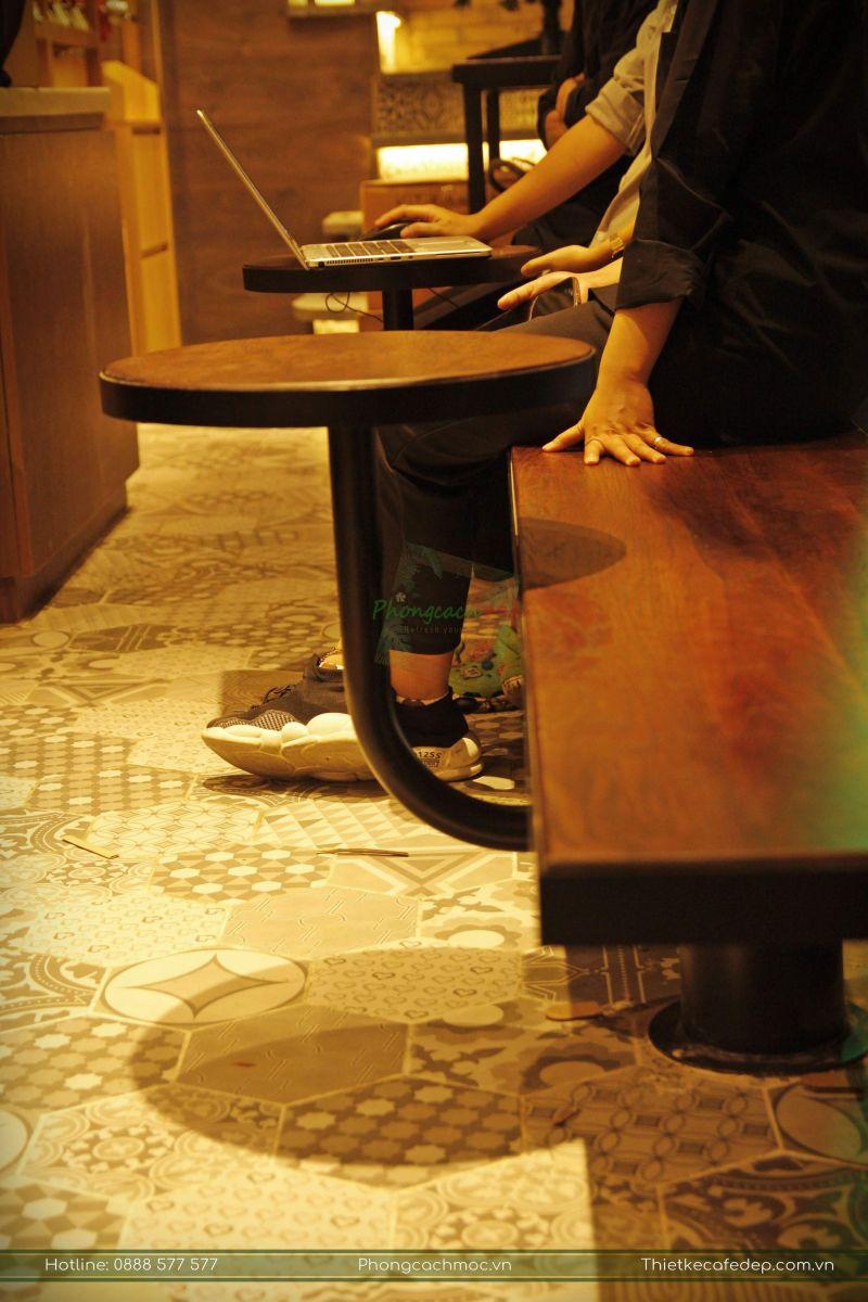 ghế bar quán cafe