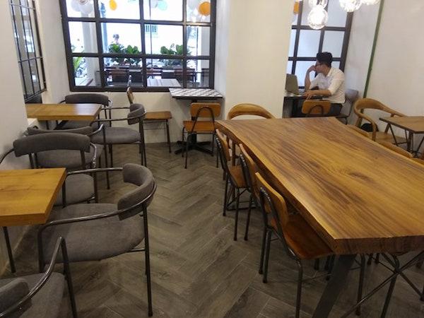 Mẫu quán cafe đẹp 11