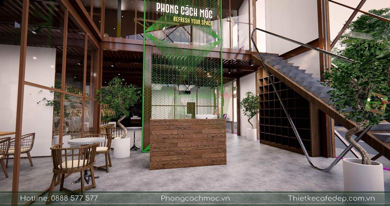 thiết kế văn phòng pcm workshop
