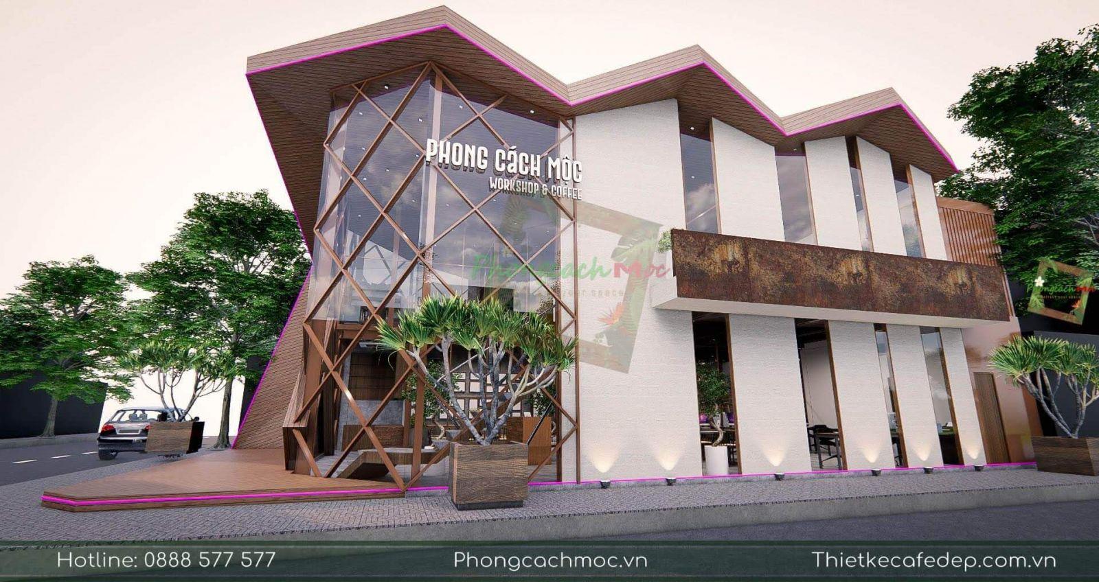 thiết kế dự án văn phòng pcm tại quận 2
