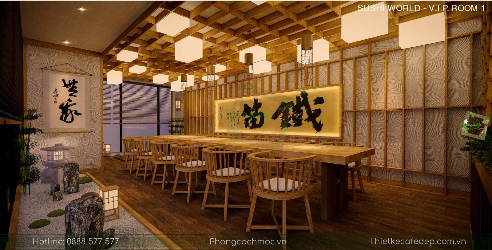 mau-thiet-ke-nha-hang-nhat-ban-hien-dai-sushi-world-viprooms