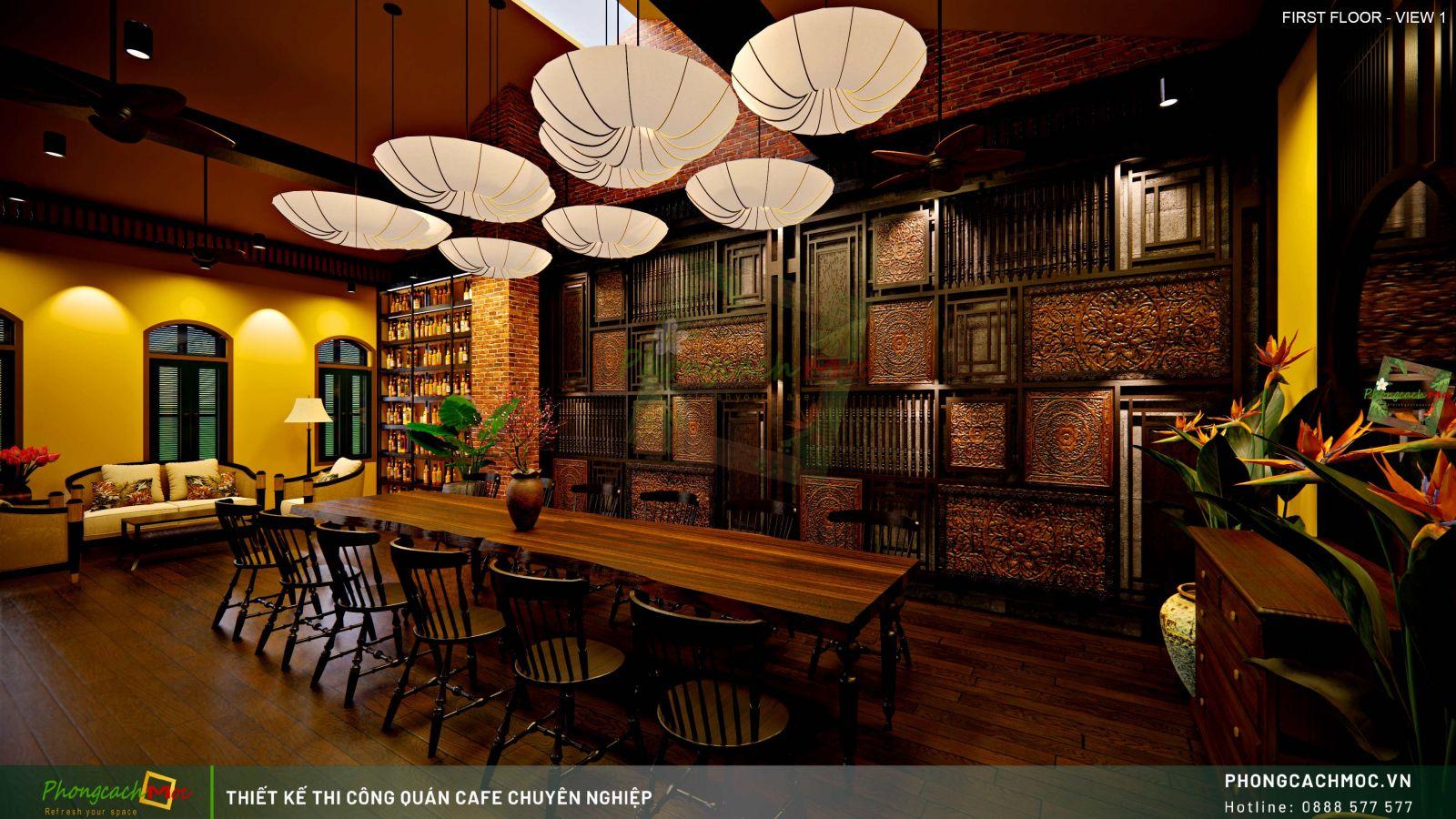 Nhà hàng Moca Phố cổ Hà Nội
