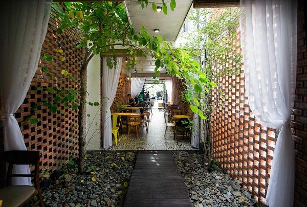 Thiết kế quán cafe đẹp 10