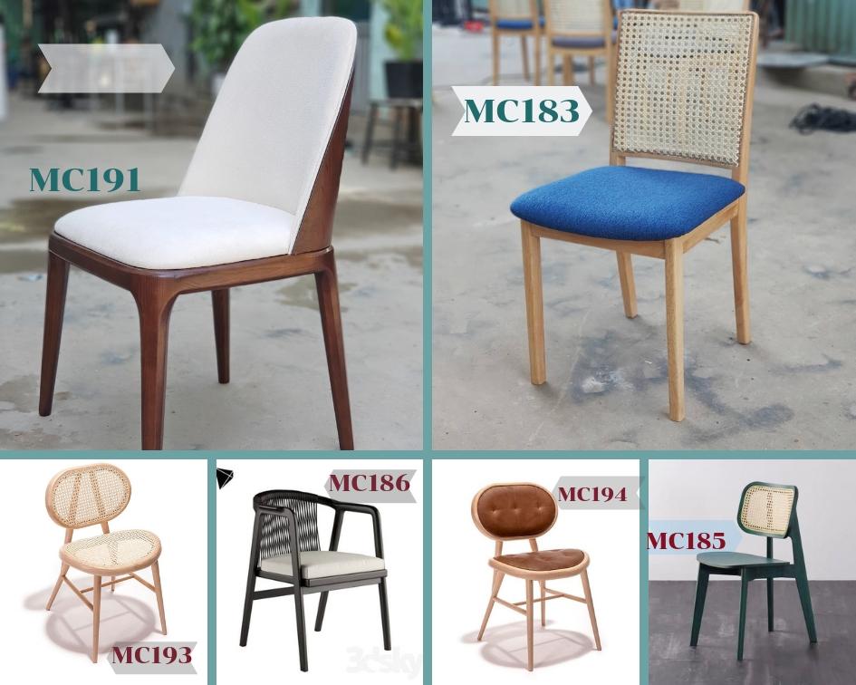 ghế gỗ cao cấp dành cho xu hướng nội thất 2019