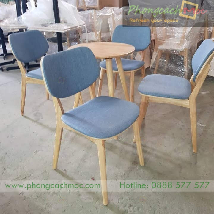 mẫu ghế gỗ mc149 nổi bât năm 2018