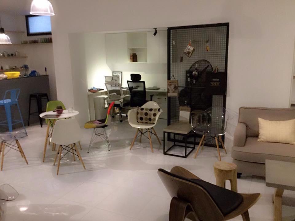 bố trí không gian trong thiết kế quán cafe