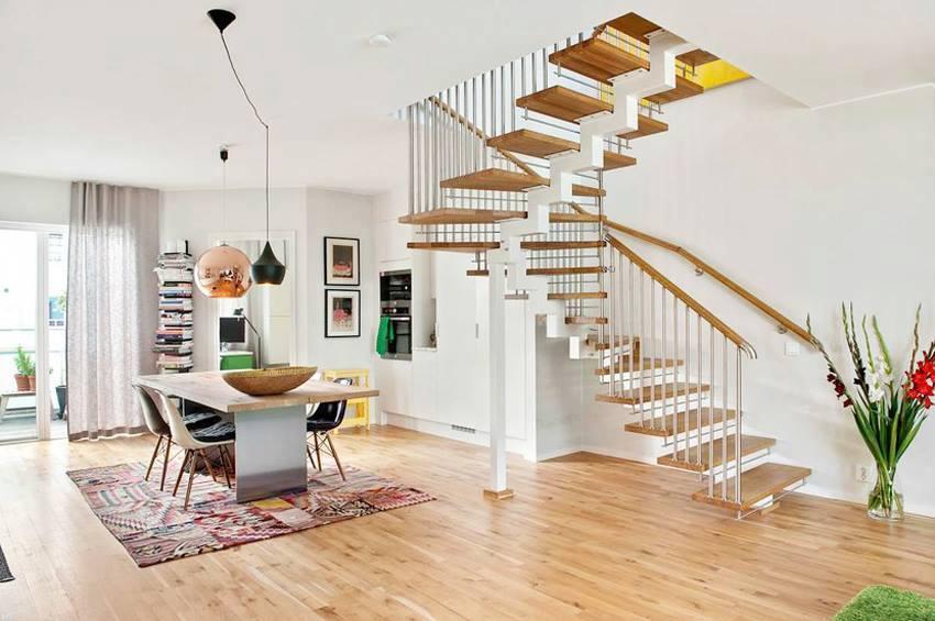 tiết kiệm diện tích căn hộ nhỏ tạo ra phong cách riêng
