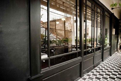 vẻ đẹp riêng của quán cafe thiết kế theo phong cách indochine - đông dương