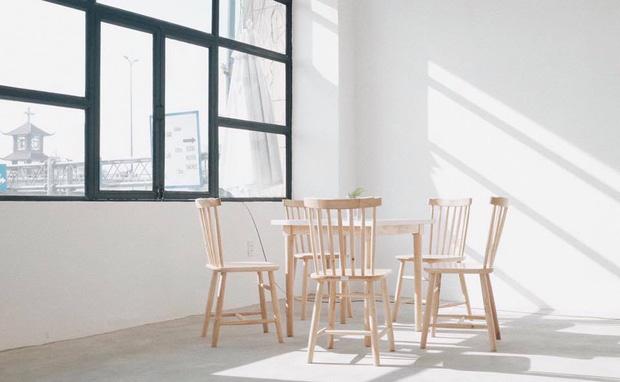 sự đơn giản tinh tế trong nội thất quán cafe scandinavian